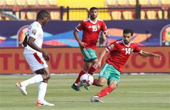 """بالنيران الصديقة.. المغرب يخطف فوزا قاتلا أمام ناميبيا فى """"أمم إفريقيا"""""""