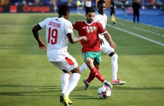 """اللجنة الفنية لـ""""أمم إفريقيا"""": مبارك بوصوفة أفضل لاعب في مباراة المغرب وناميبيا"""