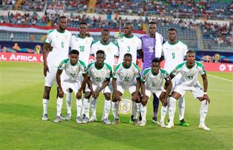 منتخب السنغال يتدرب في الدفاع الجوي استعدادا لمواجهة غينيا بأمم إفريقيا
