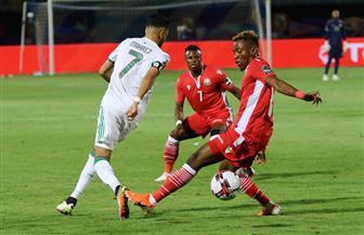 بعد مرور 15 دقيقة.. التعادل السلبي يسيطر على مباراة الجزائر وكينيا