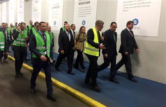 جهود الرئيس السيسي لجذب الاستثمارات العالمية تتكلل بالنجاح.. تفاصيل جولة رئيس الوزراء ببوش الألمانية   صور