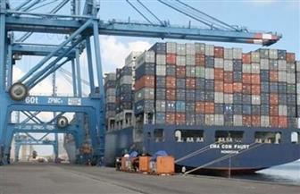تداول 21 سفينة حاويات وبضائع عامة بموانى بورسعيد