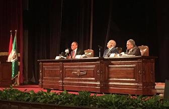 رئيس جامعة القاهرة: التقدم لن يحدث إلا بتطوير العقل.. ولن نحجب نتائج الطلاب المتعثرين ماليا