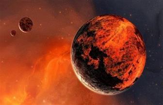 """مسبار """"الأمل"""" يرسل أول صورة للكوكب الأحمر"""