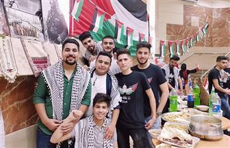 طلاب من 7 دول يعرضون تراثهم الوطني في مهرجان الجاليات بجامعة الإسكندرية | صور