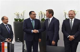 رئيس الوزراء يزور مركز التطوير والأبحاث للحكومة الفيدرالية الألماني