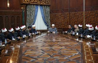 الإمام الأكبر للأئمة الوافدين: يجب أن تكونوا سفراء سلام ودعائم استقرار في مجتمعاتكم