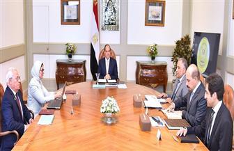 الرئيس السيسي يستعرض استعدادات بدء تفعيل منظومة التأمين الصحي الشامل بمحافظة بورسعيد