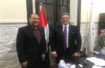 أحمد يوسف مستشارا إعلاميا لنقابة الإعلاميين