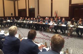 """مدبولي لرجال الأعمال بألمانيا: عازمون على القضاء على البيروقراطية.. وما حدث في السنوات الماضية """"أمرعظيم"""""""