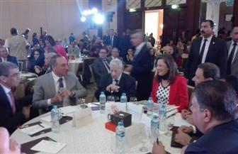 """بدء مؤتمر الإصلاح الإداري في مصر """"الواقع والمستقبل"""""""