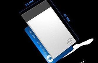 تعرف على الكمبيوتر الجديد بحجم بطاقة ائتمان