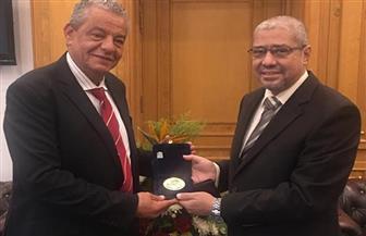 """""""غرفة القاهرة"""" تبحث زيادة التبادل التجاري والاستثماري بين مصر والمغرب"""