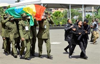 إثيوبيا تودع رئيس أركان جيشها بجنازة رسمية وعسكرية | صور