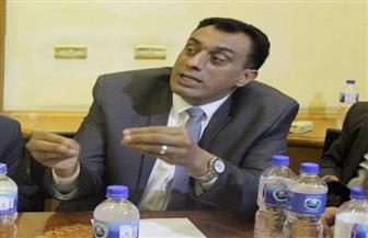 تعيين محمد إمام عبد العزيز نائبا لرئيس حزب الغد للشئون الاقتصادية