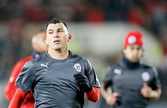 قائد تشيلي: لن أخوض مباراة كولومبيا بربع نهائي كوبا أمريكا إلا فى حالة واحدة
