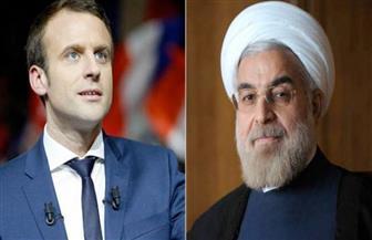 روحاني لماكرون : إيران لا تبحث عن الحرب مع أمريكا