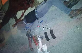 قوات الأمن تحبط هجوما إرهابيا جنوب غرب العريش | صور