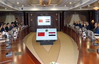 وزير الداخلية يلتقي مسئول الأمن العام بالصين | صور
