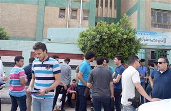 إصابة 5 طلاب في امتحانات الثانوية بالدقهلية