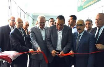 افتتاح وحدة الغسيل الكلوي بمركز طب الأسرة في شبرا النخلة بالشرقية  صور
