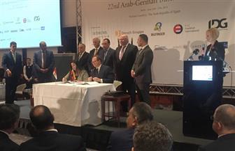 وزير الاقتصاد والطاقة الألمانى يشيد بما تمتلكه مصر من عمالة مدربة.. ويؤكد: مشروعات شركاتنا بها نماذج ناجحة