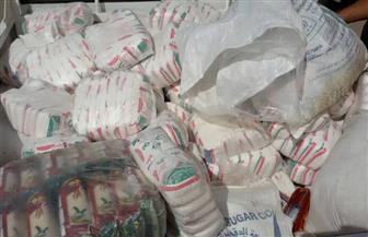 """ضبط 8 أطنان ملح """"سياحات"""" داخل مصنع مواد غذائية في برج العرب"""