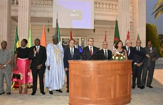 سفارة مصر في بيروت تحتفل بيوم إفريقيا مع السفراء الأفارقة بلبنان|صور