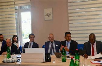 سفير مصر ببلجراد يشارك في ندوة عن العلاقات الاقتصادية مع صربيا| صور