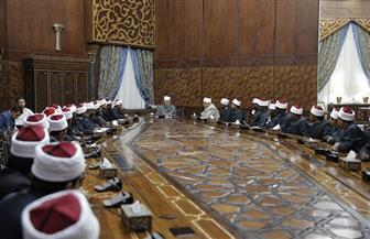 الإمام الأكبر للأئمة الوافدين: الأزهر يعول عليكم في تبليغ رسالة الإسلام إلى البشرية جمعاء