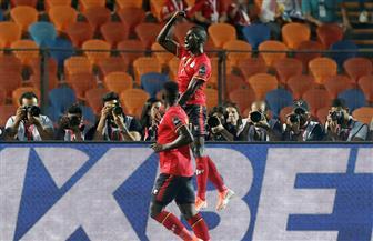 مجموعة مصر.. أوغندا تحرز الهدف الأول فى شباك زيمبابوي