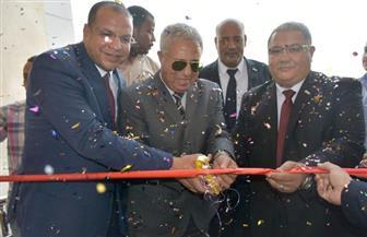 محافظ أسوان يفتتح فرع بنك مصر بمدينة أسوان الجديدة باستثمارات 20 مليون جنيه | صور