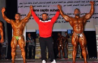 فهيم يشرف على بطولة أندية العراق الدولية لكمال الأجسام