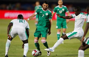 انطلاق مباراة نهائي أمم إفريقيا بين السنغال والجزائر