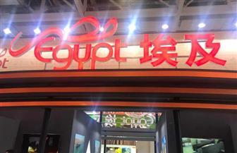 الجناح المصري يعرض فرصا استثمارية واعدة في المعرض الصيني ـ الإفريقي للاقتصاد والتجارة