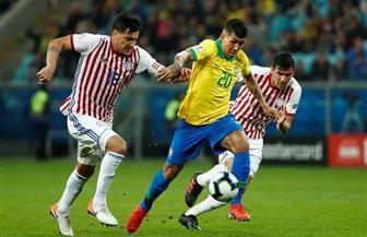 بيريزو فخور بشجاعة لاعبي باراجواي أمام البرازيل