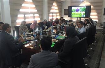 البيئة تنظم ورشة عمل عن مشروع استدامة النقل في مصر للعاملين بوزارة النقل