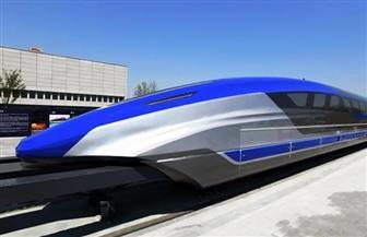الصين تكشف عن مشروع قطار بسرعة الطائرة