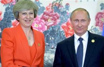 """ماي تدعو بوتين في قمة مجموعة العشرين إلى """"الكف عن أعماله المزعزعة للاستقرار"""""""