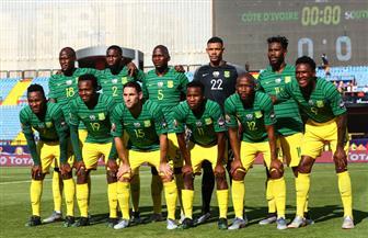 جنوب إفريقيا تفوز بصعوبة على ناميبيا في أمم إفريقيا
