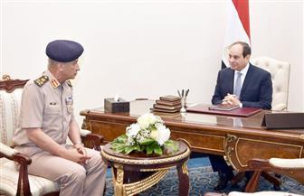 وزير الدفاع مهنئا الرئيس السيسي والشعب: ثورة ٣٠ يونيو أكدت أن مصر ليست حكرا لفئة أو طائفة بعينها