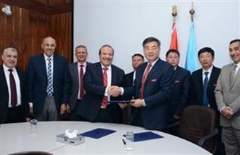 """جامعة طنطا: اتفاقية لـ""""التبادل الطلابي"""" و""""منح"""" لدراسة الدكتوراه في الصين"""