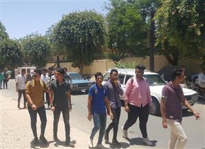 حالة إغماء وتغيب 1490 طالبا عن امتحانات الثانوية العامة بالبحيرة