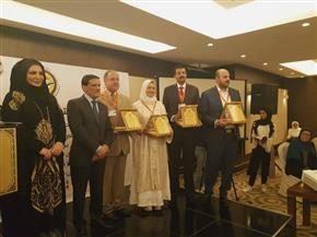 مستشار العاهل الأردني يكرم رئيس مركز تطوير تعليم الطلاب الوافدين والأجانب بالأزهر| صور