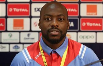 يوسف مولومبو لاعب الكونغو: مباراة زيمبابوي مهمة وطنية