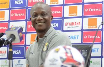مدرب غانا: مواجهة تونس ممتعة.. ونملك مقومات البطل