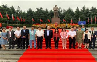 الحكومة الصينية تدعو وفد وزارة السياحة المصرية لزيارة منزل ومتحف ماو تسي تونج