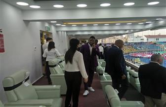 """""""إيتو"""" يغادر القاهرة إلى باريس بعد انتهاء بطولة كأس الأمم الإفريقية"""