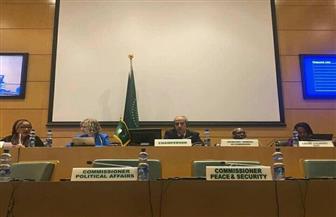 مديرة برنامج الأمم المتحدة للبيئة تستمع لرؤية مصر حول الأولويات الإفريقية | صور