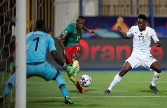 تعادل مثير بين غانا والكاميرون بالمجموعة السادسة بأمم إفريقيا